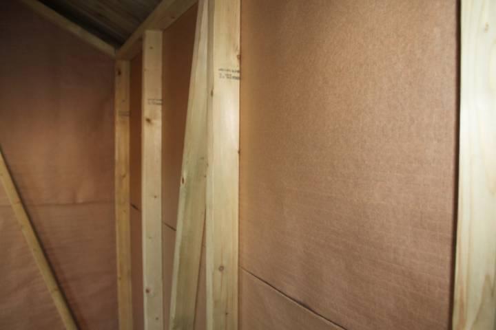 Novia Ltd - Shed Lining Materials